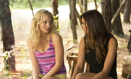 Girl Talk - The Vampire Diaries Season 6 Episode 3
