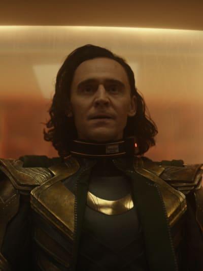 Glorious Purpose - Loki Season 1 Episode 1