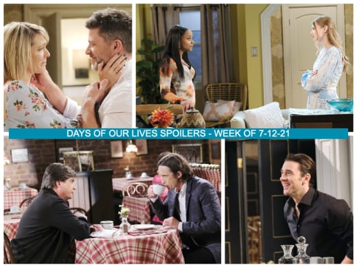 Spoilers for the Week of 7-12-21 - Days of Our Lives