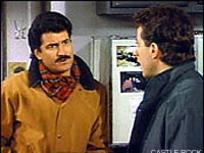 Keith Hernandez on Seinfeld