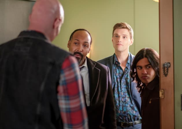 Please, Don't Shrink Us! - The Flash Season 4 Episode 12