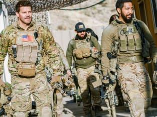 A Terrorist With a Suicide Belt - SEAL Team