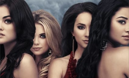 Ashley Benson Blasts Pretty Little Liars Poster: We're All Fake!