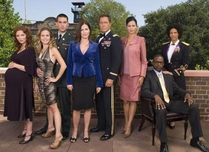 Watch Army Wives Season 1 Episode 1 Online