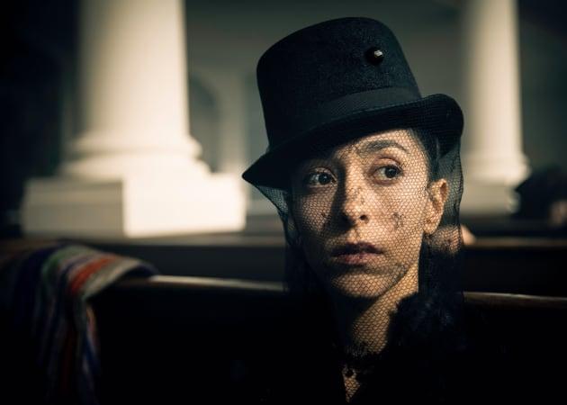 Zilpha Sees a Ghost - Taboo Season 1 Episode 1