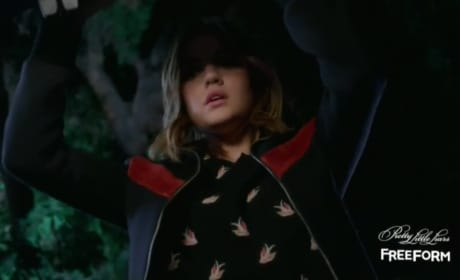 Pretty Little Liars Promo: Aria Is Caught Working for A!
