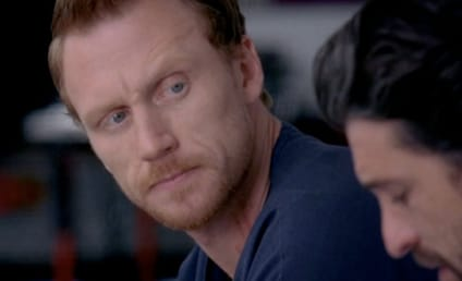 Grey's Anatomy Spoilers: Off to the Army