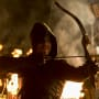 Arrow on Fire