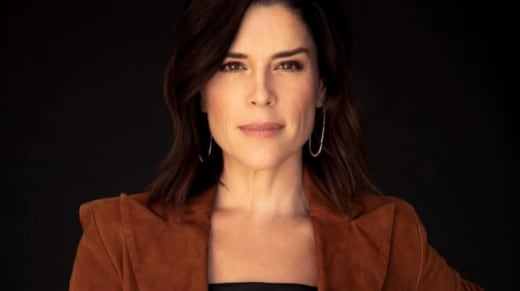 Neve Campbell on Lincoln Lawyer
