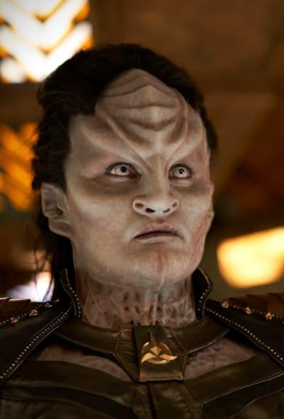 Chancellor L'Rell - Star Trek: Discovery Season 2 Episode 14