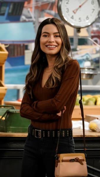 Carly at Skybucks - iCarly Season 1 Episode 2