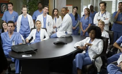 Grey's Anatomy Season 13 Episode 7 Review: Why Try to Change Me Now