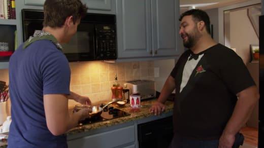 Spicy Food - Queer Eye Season 2 Episode 3