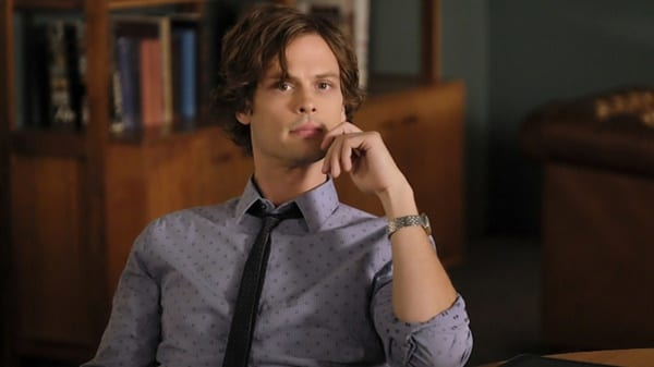 Spencer Reid - Criminal Minds