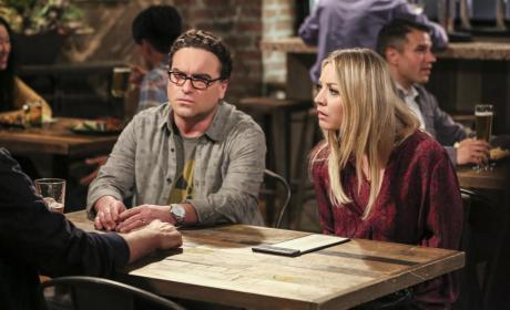 Zack Confuses Leonard and Penny - The Big Bang Theory Season 10 Episode 22