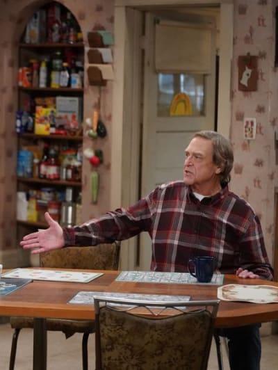 Dan Gets Upsetting News - The Conners Season 3 Episode 10