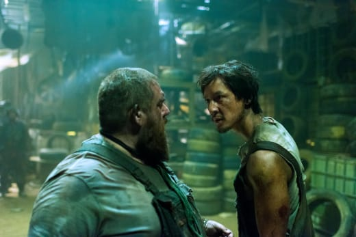 Sunny and Bajie Plan their Escape - Into the Badlands Season 2 Episode 2