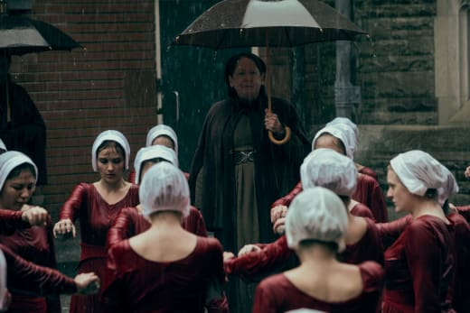 Representative of Hell - The Handmaid's Tale Season 2 Episode 1