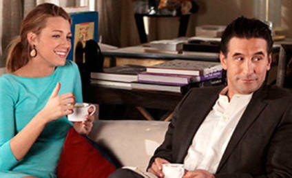 Gossip Girl First Look: William Baldwin as William van der Woodsen