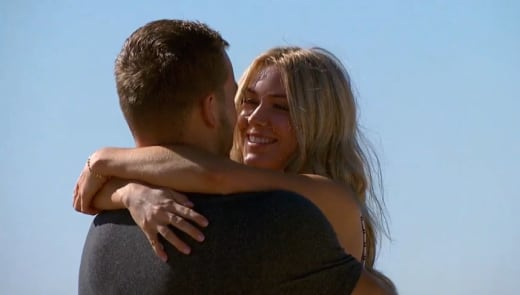 Cassie and Colton - The Bachelor