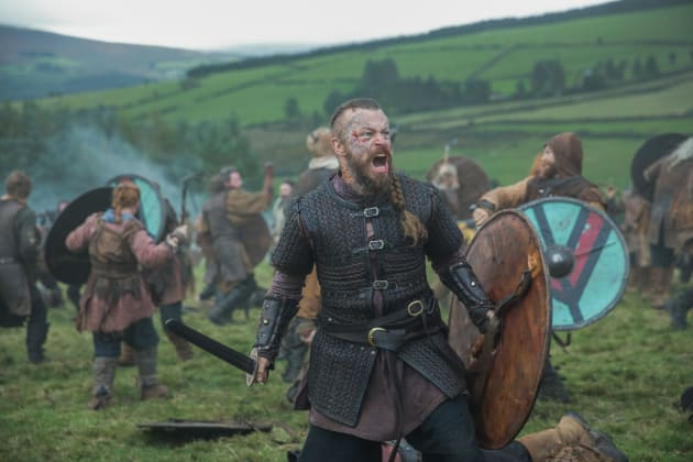 King Harald - Vikings Season 5 Episode 8