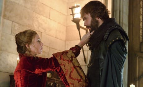 Catherine Questions Nostradamus