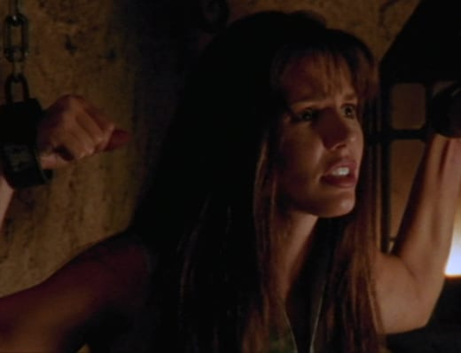 Chained - Buffy the Vampire Slayer Season 2 Episode 5