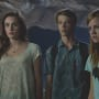 Norrie, Joe and Melanie - Under the Dome Season 2 Episode 8