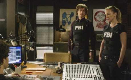 Looking for the Unsub - Criminal Minds Season 13 Episode 18