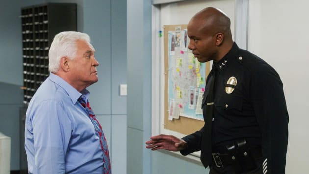 A Surprise Death - Major Crimes