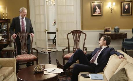 Cyrus the Messenger - Scandal Season 4 Episode 14
