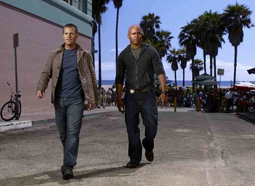 NCIS Los Angeles Promo Pic