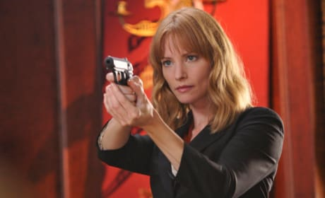 Sienna Guillory on Covert Affairs