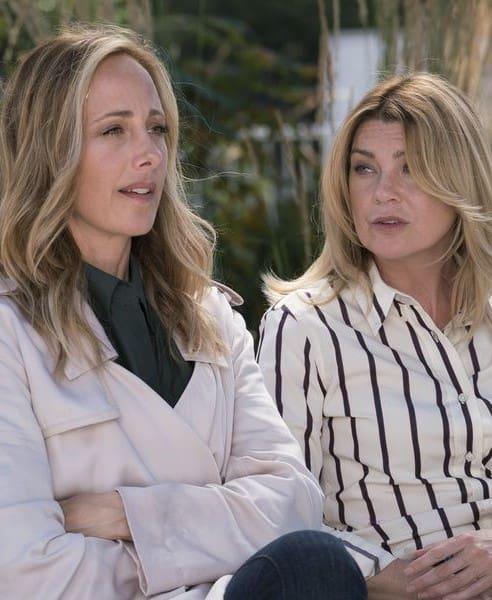 Reaching Out - Tall - Grey's Anatomy Season 15 Episode 5