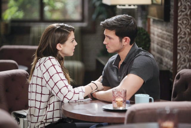 Abigail Looks Miserable - Days of Our Lives