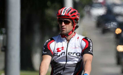 Patrick Dempsey Spandex Picture of the Week
