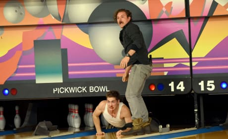 Bowling Alley Kid - Lethal Weapon Season 2 Episode 20