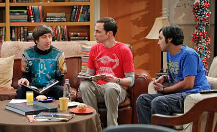 The Big Bang Theory Cast: Everyone is Signed!