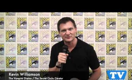 Kevin Williamson is a TV Fanatic!