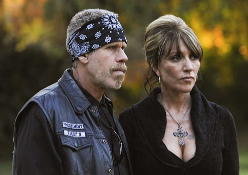The Teller Morrow Family (Sons of Anarchy)