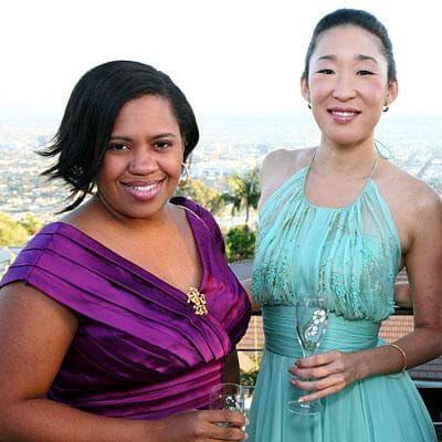 Sandra and Chandra