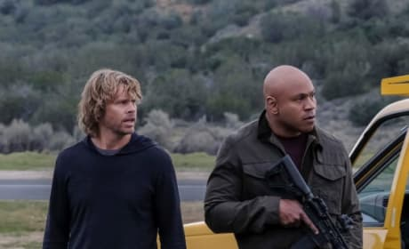 Firefight Aftermath - NCIS: Los Angeles Season 10 Episode 21