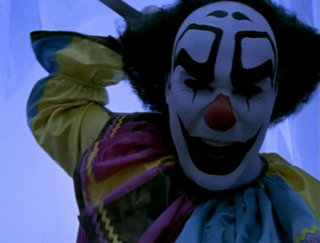 Image result for buffy the vampire slayer killer clown