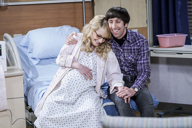Bernadette and Howard Wolowitz - The Big Bang Theory