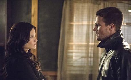 Talking Terms - Arrow Season 3 Episode 4