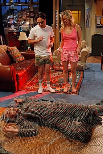 A Trapped Sheldon