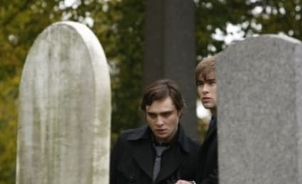 Gossip Girl Spoilers: Paying Respects