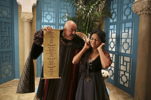 Isabella is Poisoned - Galavant
