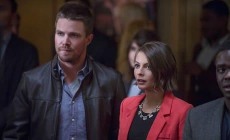 The Queens - Arrow Season 4 Episode 2