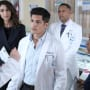Dr. Melendez and co - The Good Doctor Season 1 Episode 12